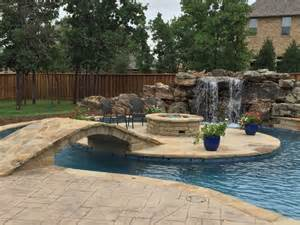 aquascape swimming pools lazy river contemporary pool oklahoma city by