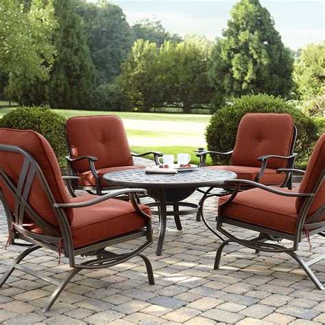chat set patio furniture grand outdoor furniture kmart