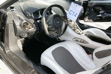 Aston Martin One 77 Interior by Aston Martin One 77 At Concorso D Eleganza Images And