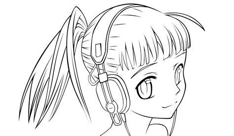 imagenes de mujeres lindas para dibujar nuevas imagenes de anime para dibujar faciles que te