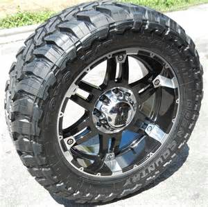 Truck Wheels Tires Packages 4x4 4x4 Tire And Wheel Packages Images Frompo 1