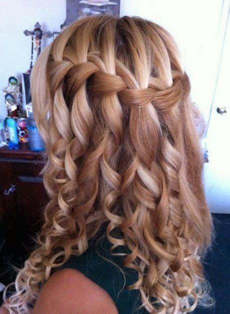 cute ways to style curly micro braids cute braid styles