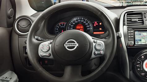 nissan al volante caratteristiche nissan micra city car utilitarie nissan