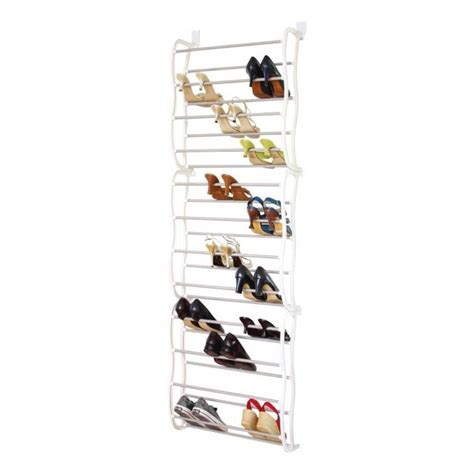 door hanging shoe rack door hanging shoe rack white 36 pair 163 14 99 oypla