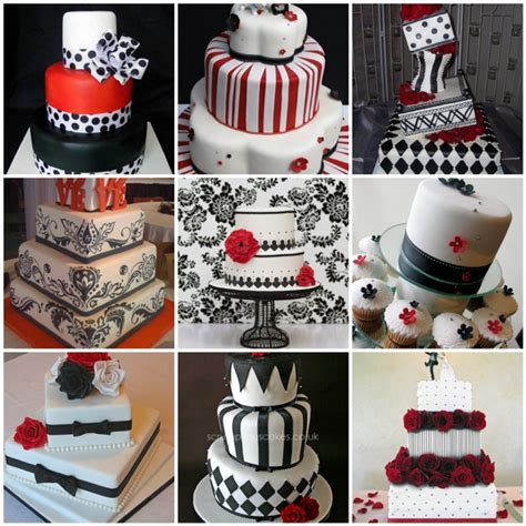 wedding themes red black and white tbdress blog red wedding theme looks romantic and lovely