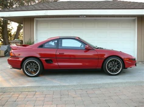 Toyota Mk2 Find Used 1991 Toyota Mr2 Turbo Coupe 2 Door 2 0l Mk2 88k