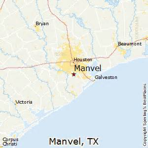 best places to live in manvel