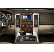 2009 Dodge Ram 1500 Laramie Crew Cab Center Stack