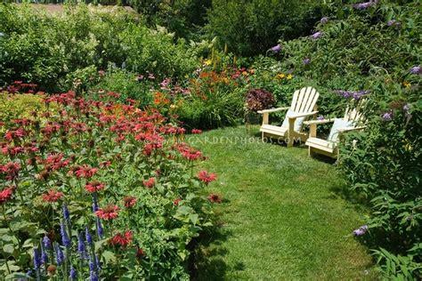 summer flower garden perennial summer flower garden gardens