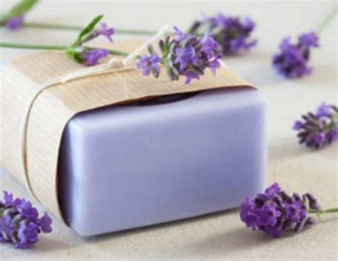 Handmade Lavender Soap - 25 unique lavender soap ideas on how to make