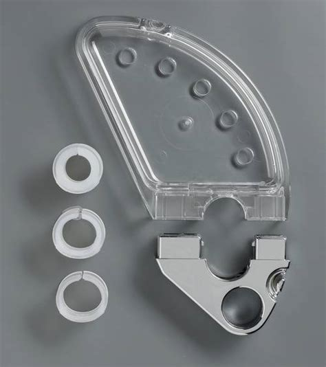 Shower Rail Soap Holder by Tenrit Soap Dish For Shower Rails With 216 18 22 Und 25 Mm Cs