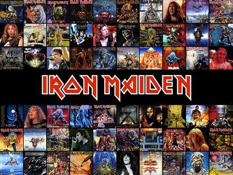 iron maiden album covers iron maiden history collage