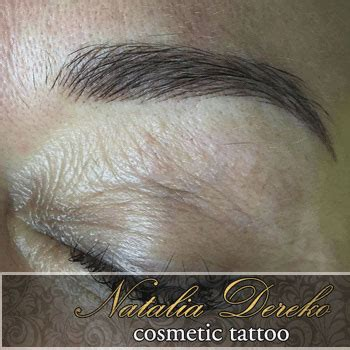 feather tattoo eyebrows gold coast cosmetic tattoo by natalia gold coast eyebrow tattoo