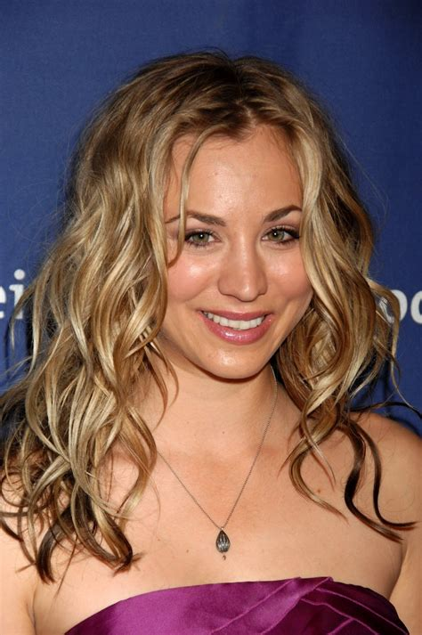 Kaley Cuoco Hairstyle by All About Kaley Cuoco Hairstyle Pictures