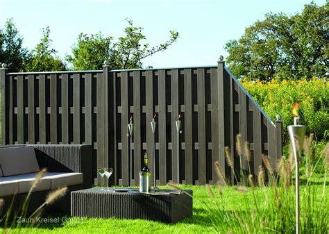 sichtschutz für die terrasse 52 sichtschutz zaun kreisel gmbh