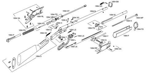bb gun parts diagram trev s airgun scrapbook