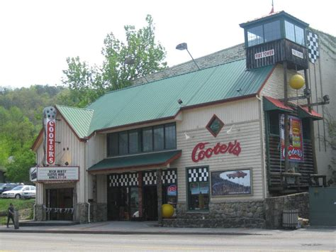 Cooter Garage by Things To Do In Pigeon Forge Tn