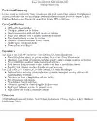 Domestic Housekeeper Cover Letter by Domestic Housekeeper Cover Letter