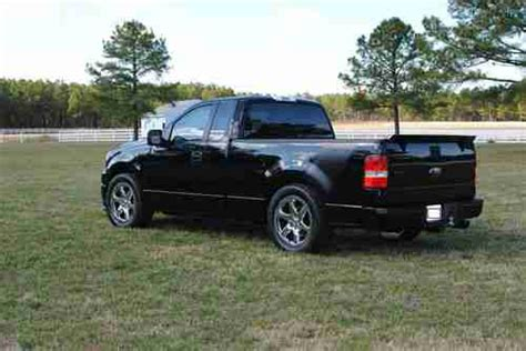 2007 ford f 150 limited edition purchase used 2007 ford f 150 roush nitemare limited