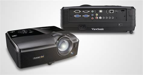 Proyektor Viewsonic Pro6200 viewsonic intros pro8200 home theater projector