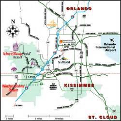 map of orlando florida near disney world 3 bedroom townhome at palms resort near disney