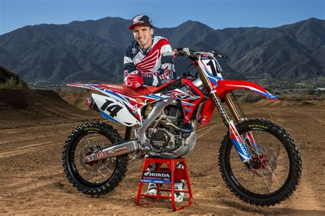 honda racing motocross supercross 2015 who riding what bikes autos post