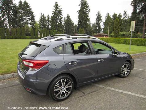 grey subaru impreza hatchback 2017 subaru impreza 5 door hatchback exterior photos page