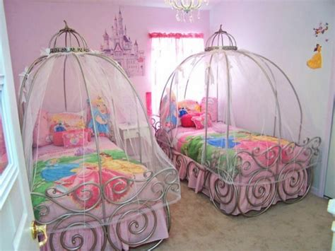 Disney Princess Carriage Bed by Best Interior Design House