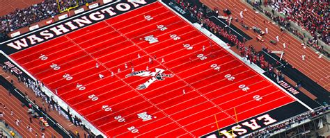 colored football fields the 5 ugliest college football fields in america lawnstarter