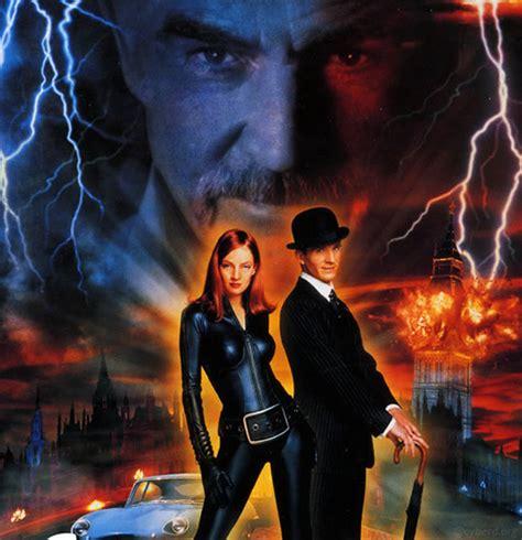 The Avengers 1998 Film Cyberd Org 187 The Avengers 1998