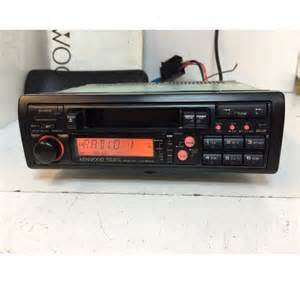new car cassette player kenwood krc 854l car radio cassette player