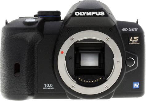 Kamera Olympus E510 olympus e 520 refresh fotointern ch fotografie nachrichten