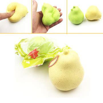 Pear Squishy By Giggle Bread jumbo rising giggle bread pear squishy with