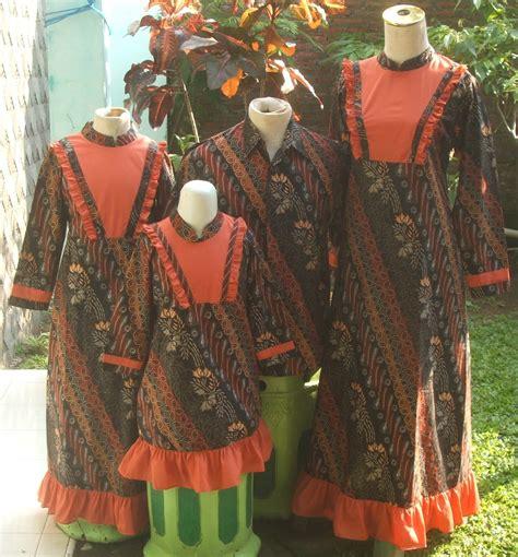 Baju Batik Sarimbit Keluarga Atasan Kemeja Kerja Seragam Kado 100 gambar baju batik kombinasi polos anak dengan 20 model baju batik kombinasi paling ngetren