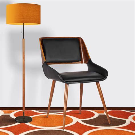 Buy Ugyen Black Walnut Wood Grade Leather Double Bed 1 5 1