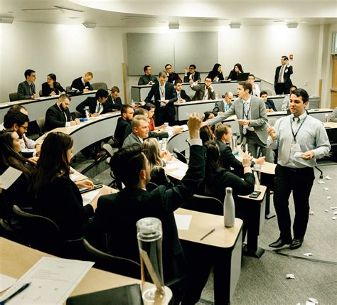 Executive Mba Byu by Byu Marriott School Of Business News Friendly Competition