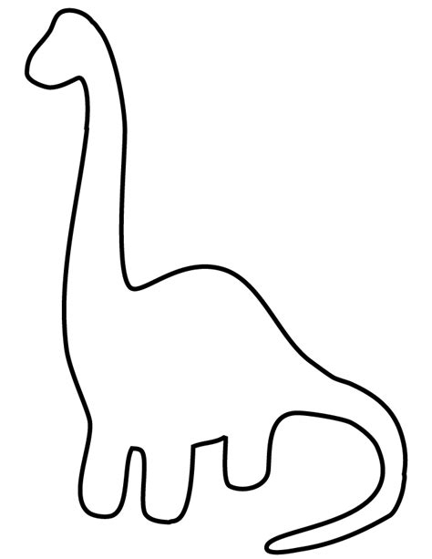 dinosaur coloring pages easy easy dinosaur for toddlers coloring page h m coloring