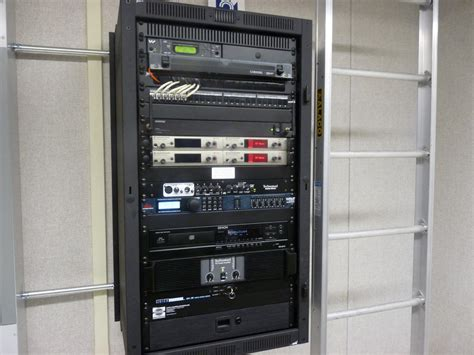 Sound Rack System by San Lorenzo High School Sounds With New Technomad
