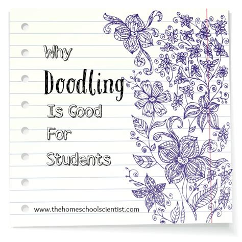 doodle 4 homeschool why doodling is for students the homeschool scientist