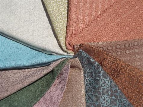 60s upholstery fabric mid century mod vintage upholstery fabric sles lot