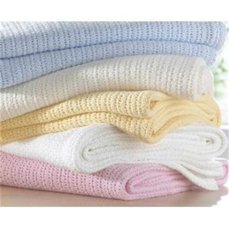 Libby Baby Blanket Cotton 100 cotton cellular baby blanket in co uk baby