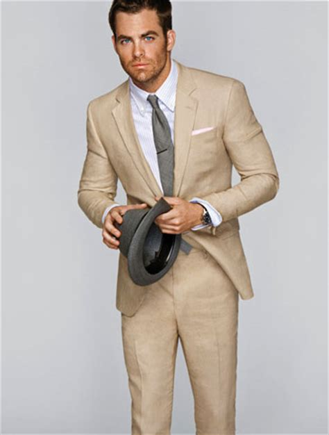 What Colour Goes With Grey by The Classic Linen Suit Look A Brief History Prom Squad