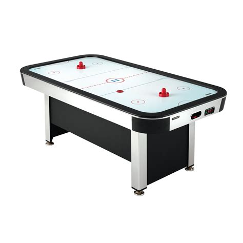 harvard air hockey table parts harvard 7 ft air hockey table conqueror fitness sports family recreation room