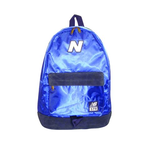 Backpack New Balance Blue new balance 574 backpack unisex bags in blue navy