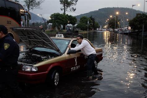 imagenes inundacion indios verdes las lluvias fuertes continuar 225 n en la cdmx m 225 sporm 225 s