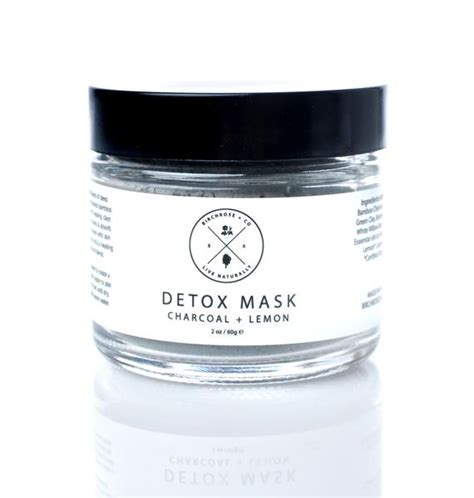 Detox Charcoal Mask birchrose co charcoal lemon detox mask dolls kill