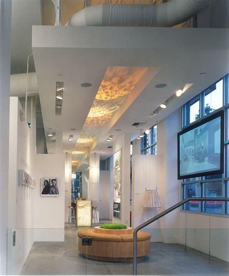 sales center lobby