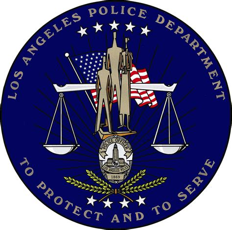 file seal of the los angeles department png