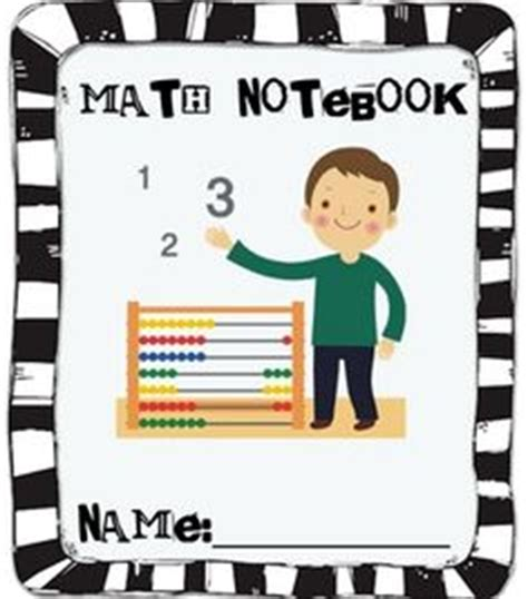 1000 images about math notebooks on pinterest math
