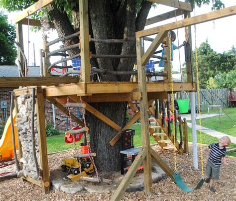 tree house swing set plans swing set with tree house plans house design plans